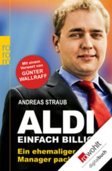 eBook Aldi - Einfach billig Cover