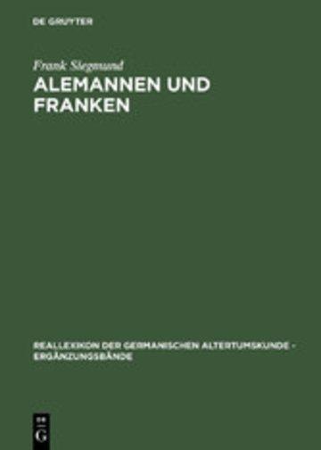 eBook Alemannen und Franken Cover