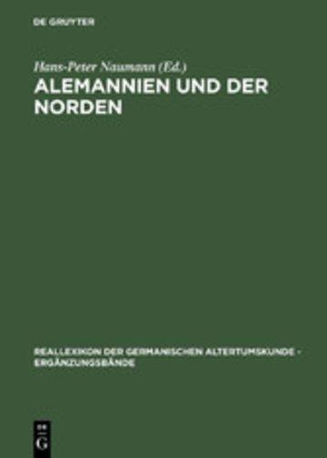 eBook Alemannien und der Norden Cover