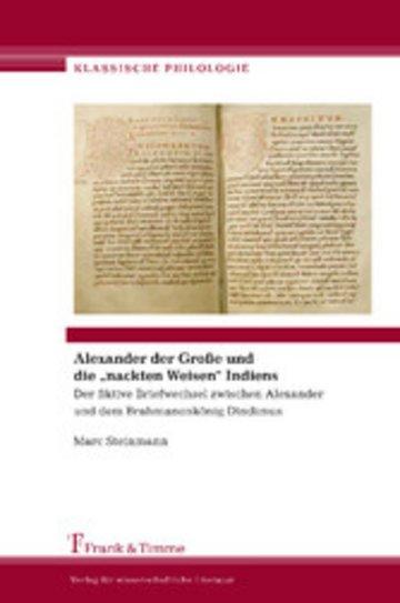 eBook Alexander der Große und die 'nackten Weisen' Indiens Cover
