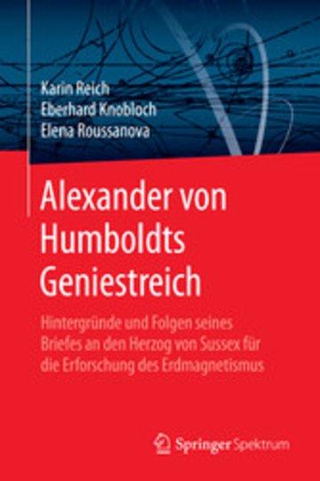 eBook Alexander von Humboldts Geniestreich Cover