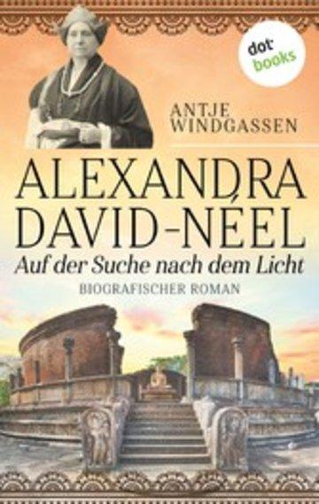 eBook Alexandra David-Néel: Auf der Suche nach dem Licht Cover