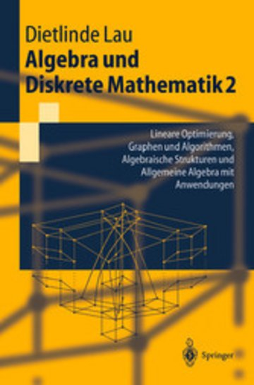 eBook Algebra und Diskrete Mathematik 2 Cover