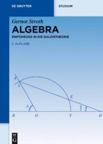 eBook Algebra Cover