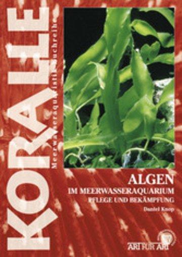 eBook Algen im Meerwasseraquarium Cover