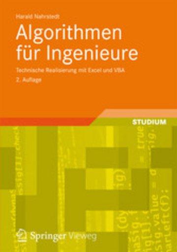 eBook Algorithmen für Ingenieure Cover