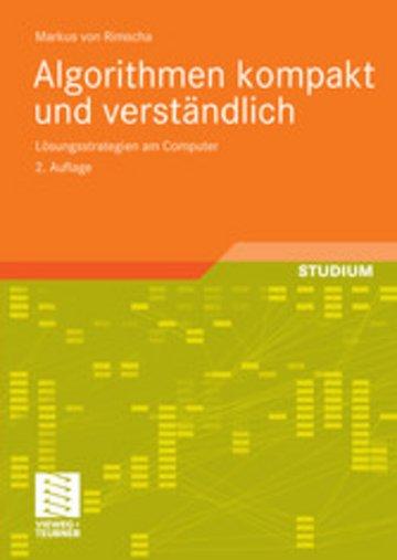 eBook Algorithmen kompakt und verständlich Cover