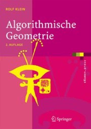 eBook Algorithmische Geometrie Cover