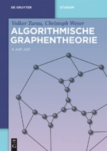 eBook Algorithmische Graphentheorie Cover