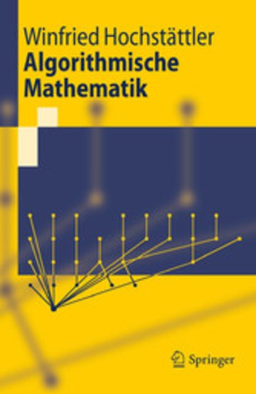 eBook Algorithmische Mathematik Cover