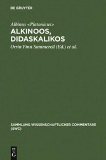 eBook Alkinoos, Didaskalikos Cover