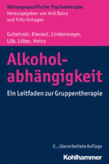 eBook Alkoholabhängigkeit Cover