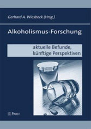 eBook Alkoholismus-Forschung Cover