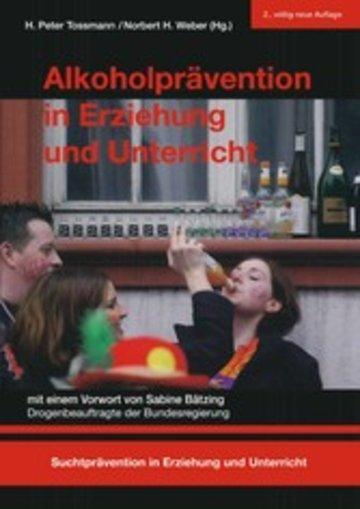 eBook Alkoholprävention in Erziehung und Unterricht Cover