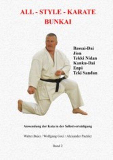 eBook All-Style Karate Bunkai 2 Cover