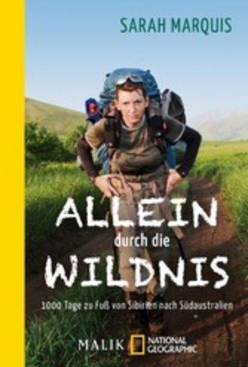 eBook Allein durch die Wildnis Cover