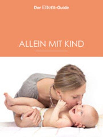 eBook Alleinerziehend - aber nicht allein! (ELTERN Guide) Cover