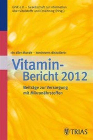 eBook In aller Munde - kontrovers diskutiert, Vitamin-Bericht 2012 Cover