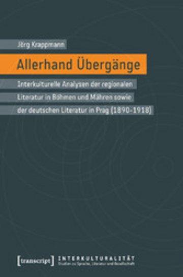 eBook Allerhand Übergänge Cover