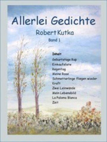 eBook Allerlei Gedichte Cover
