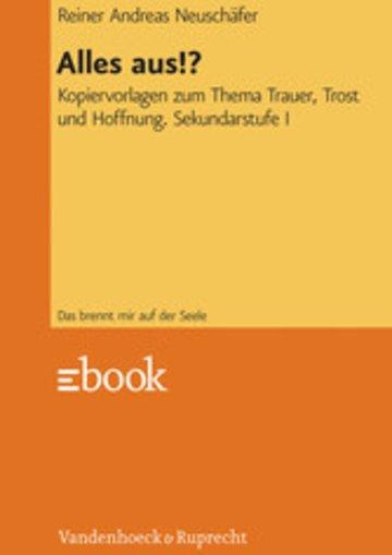 eBook Alles aus!? Cover