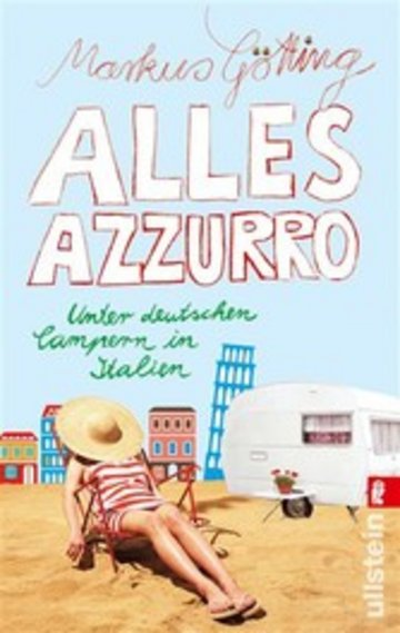 eBook Alles Azzurro Cover