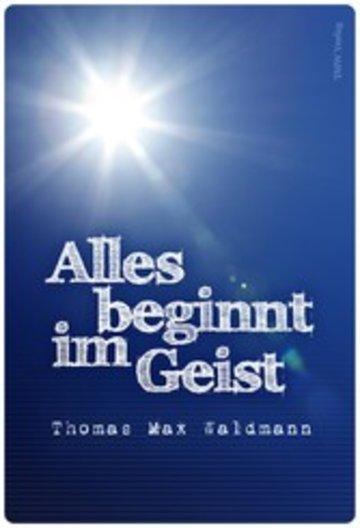 eBook Alles beginnt im Geist Cover