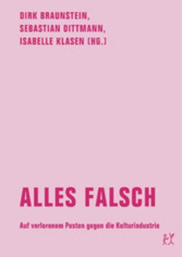 eBook Alles falsch Cover