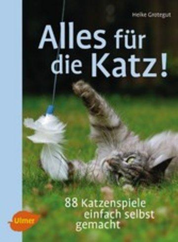 eBook Alles für die Katz! Cover