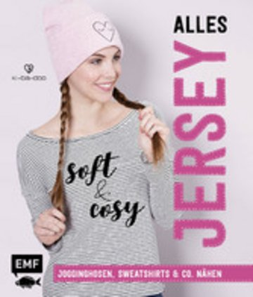 eBook Alles Jersey - Soft and cosy Cover
