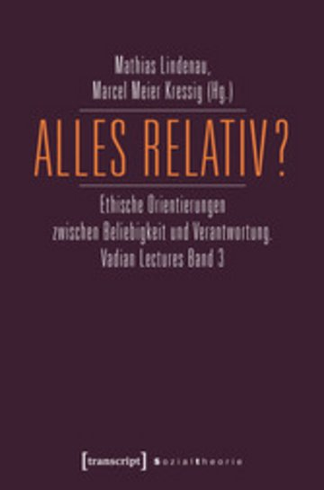 eBook Alles relativ? Cover