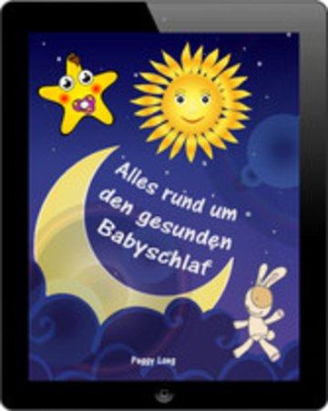 eBook Alles rund um den gesunden Babyschlaf Cover