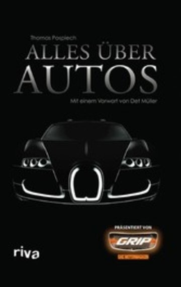 eBook Alles über Autos Cover