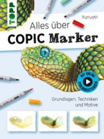 eBook Alles über COPIC Marker Cover
