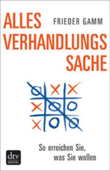eBook Alles Verhandlungssache Cover