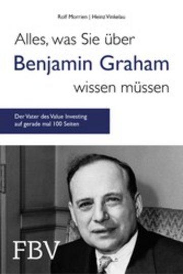 eBook Alles, was Sie über Benjamin Graham wissen müssen Cover