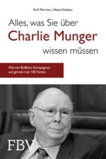 eBook Alles, was Sie über Charlie Munger wissen müssen Cover