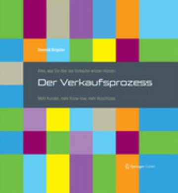 eBook Alles, was Sie über das Verkaufen wissen müssen: Der Verkaufsprozess Cover
