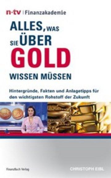 eBook Alles, was Sie über Gold wissen müssen Cover