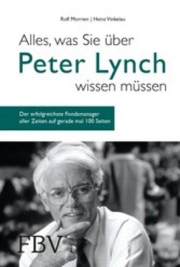 eBook Alles, was Sie über Peter Lynch wissen müssen Cover