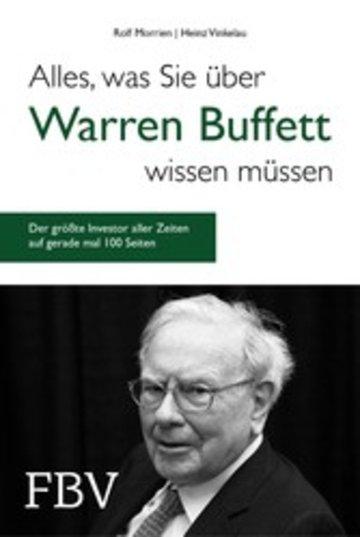 eBook Alles, was Sie über Warren Buffett wissen müssen Cover