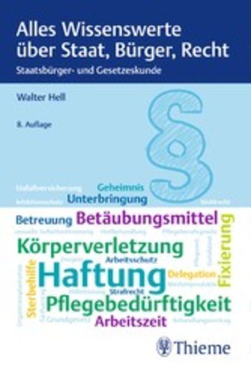 eBook Alles Wissenswerte über Staat, Bürger, Recht Cover