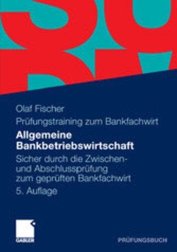 eBook Allgemeine Bankbetriebswirtschaft Cover
