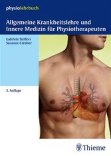 eBook Allgemeine Krankheitslehre und Innere Medizin für Physiotherapeuten Cover