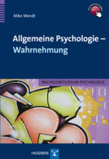 eBook Allgemeine Psychologie – Wahrnehmung Cover
