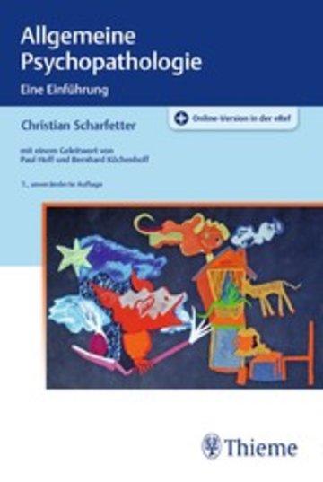 eBook Allgemeine Psychopathologie Cover