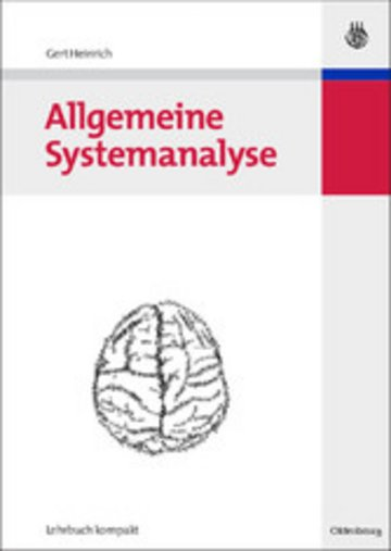 eBook Allgemeine Systemanalyse Cover