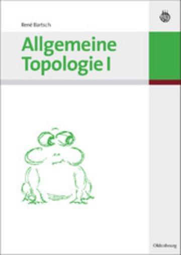 eBook Allgemeine Topologie I Cover