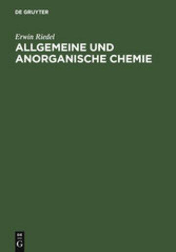 eBook Allgemeine und anorganische Chemie Cover