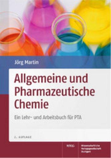 eBook Allgemeine und Pharmazeutische Chemie Cover